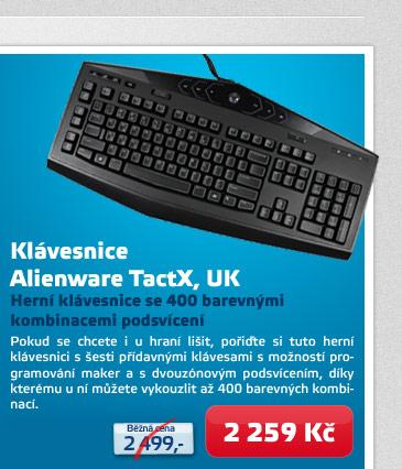 Alienware TactX