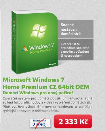 Microsoft Windows 7 HP